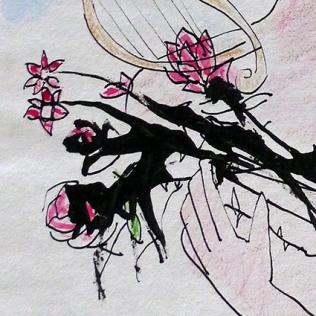 Artist's book detail