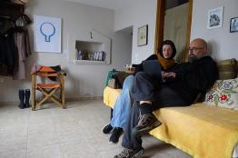 Editing at artAmari Residence