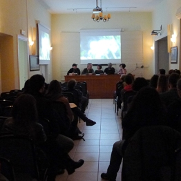Talk in Chania
