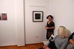 Ana Lucia Mariz's work