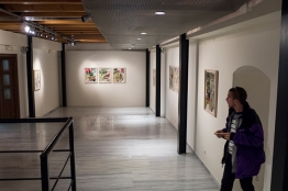 Visiting the Museum of Contemporary Arts of Crete
